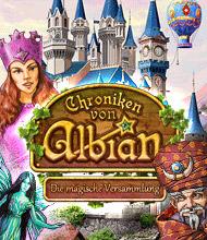 Wimmelbild-Spiel: Chroniken von Albian: Die magische Versammlung