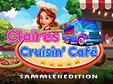 Jetzt das Klick-Management-Spiel Claires Cruisin' Café Sammleredition kostenlos herunterladen und spielen