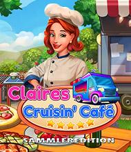 Klick-Management-Spiel: Claires Cruisin' Café Sammleredition