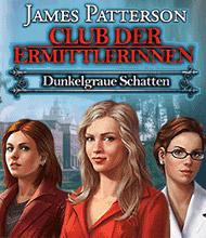 Wimmelbild-Spiel: Club der Ermittlerinnen: Dunkelgraue Schatten