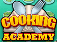 Klick-Management-Spiel: Cooking AcademyCooking Academy
