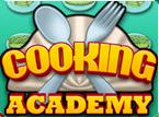 Klick-Management-Spiel: Cooking Academy