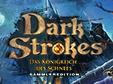 Jetzt das Wimmelbild-Spiel Dark Strokes: Das Königreich des Schnees Sammleredition kostenlos herunterladen und spielen
