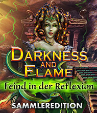 Wimmelbild-Spiel: Darkness and Flame: Feind in der Reflexion Sammleredition
