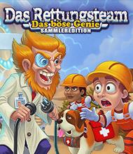 Klick-Management-Spiel: Das Rettungsteam: Das böse Genie Sammleredition