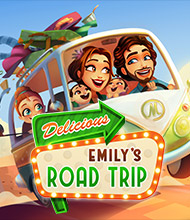 Klick-Management-Spiel: Delicious: Emily's Road Trip Platinum Edition