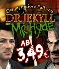 Wimmelbild-Spiel: Der mysteriöse Fall von Dr. Jekyll und Mr. Hyde