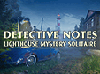 Detective Notes: Lighthouse Mystery Solitaire