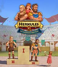 Klick-Management-Spiel: Die 12 Heldentaten des Herkules 11: Ein malerisches Abenteuer Sammleredition