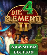 3-Gewinnt-Spiel: Die 4 Elemente II Sammleredition