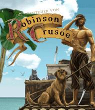 Wimmelbild-Spiel: Die Abenteuer von Robinson Crusoe