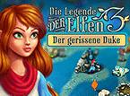Klick-Management-Spiel: Die Legende der Elfen 3: Der gerissene Duke