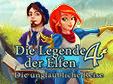 click-management-Spiel: Die Legende der Elfen 4: Die unglaubliche Reise