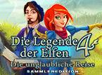 Klick-Management-Spiel: Die Legende der Elfen 4: Die unglaubliche Reise Sammleredition