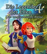 Klick-Management-Spiel: Die Legende der Elfen 4: Die unglaubliche Reise