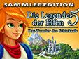 click-management-Spiel: Die Legende der Elfen 5: Das Turnier des Schicksals Sammleredition