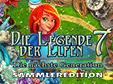 Jetzt das Klick-Management-Spiel Die Legende der Elfen 7: Die nächste Generation Sammleredition kostenlos herunterladen und spielen