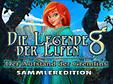Jetzt das Klick-Management-Spiel Die Legende der Elfen 8: Der Aufstand der Gremlins Sammleredition kostenlos herunterladen und spielen