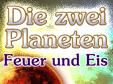 3-Gewinnt-Spiel: Die zwei Planeten: Feuer und Eis2 Planets: Fire & Ice