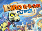 Action-Spiel: Dino-Attacke 2