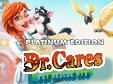 click-management-Spiel: Dr. Cares: Pet Rescue 911 Platinum Edition