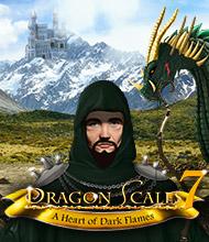 3-Gewinnt-Spiel: DragonScales 7: A Heart of Dark Flames