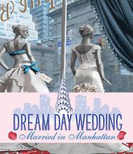 Wimmelbild-Spiel: Dream Day Wedding: Married in Manhattan