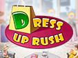 Klick-Management-Spiel: Dress Up RushDress Up Rush