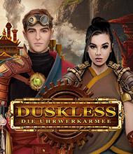 3-Gewinnt-Spiel: Duskless: Die Uhrwerkarmee