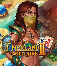 Solitaire-Spiel: Emerland Solitaire 2