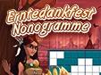 Lade dir Erntedankfest: Nonogramme kostenlos herunter!