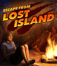 Wimmelbild-Spiel: Escape from Lost Island