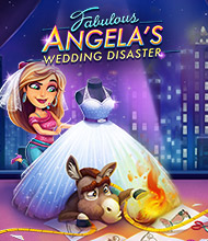 Klick-Management-Spiel: Fabulous: Angela's Wedding Disaster Platinum Edition