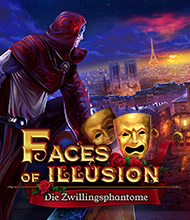 Wimmelbild-Spiel: Faces of Illusion: Die Zwillingsphantome