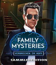 Wimmelbild-Spiel: Family Mysteries: Verbrechen im Kopf Sammleredition