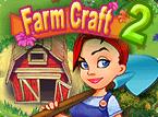 Klick-Management-Spiel: Farm Craft 2