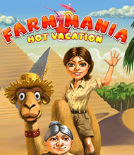 Klick-Management-Spiel: Farm Mania: Hot Vacation