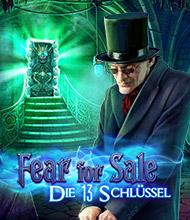 Wimmelbild-Spiel: Fear for Sale: Die 13 Schlüssel