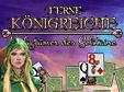 Jetzt das Solitaire-Spiel Ferne Königreiche: Heiligtümer des Solitaire kostenlos herunterladen und spielen