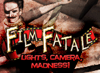 Wimmelbild-Spiel: Film Fatale: Lights, Camera, Madness!