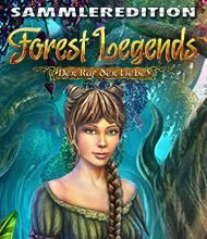 Wimmelbild-Spiel: Forest Legends: Der Ruf der Liebe Sammleredition