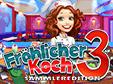 Jetzt das Klick-Management-Spiel Fröhlicher Koch 3 Sammleredition kostenlos herunterladen und spielen!