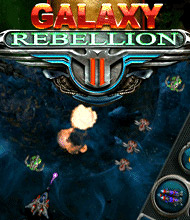 Action-Spiel: Galaxy Rebellion 2
