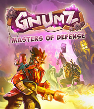 Action-Spiel: Gnumz: Masters of Defense