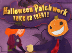 Logik-Spiel: Halloween Patchwork: Trick or Treat!