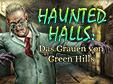 Wimmelbild-Spiel: Haunted Halls: Das Grauen von Green HillsHaunted Halls: Green Hills Sanitarium