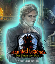 Wimmelbild-Spiel: Haunted Legends: Der Fluch von Vox Sammleredition