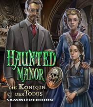 Wimmelbild-Spiel: Haunted Manor: Die Königin des Todes Sammleredition