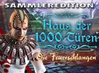 Wimmelbild-Spiel: Haus der 1000 Türen: Die Feuerschlangen Sammleredition
