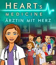 Klick-Management-Spiel: Heart's Medicine: Ärztin mit Herz